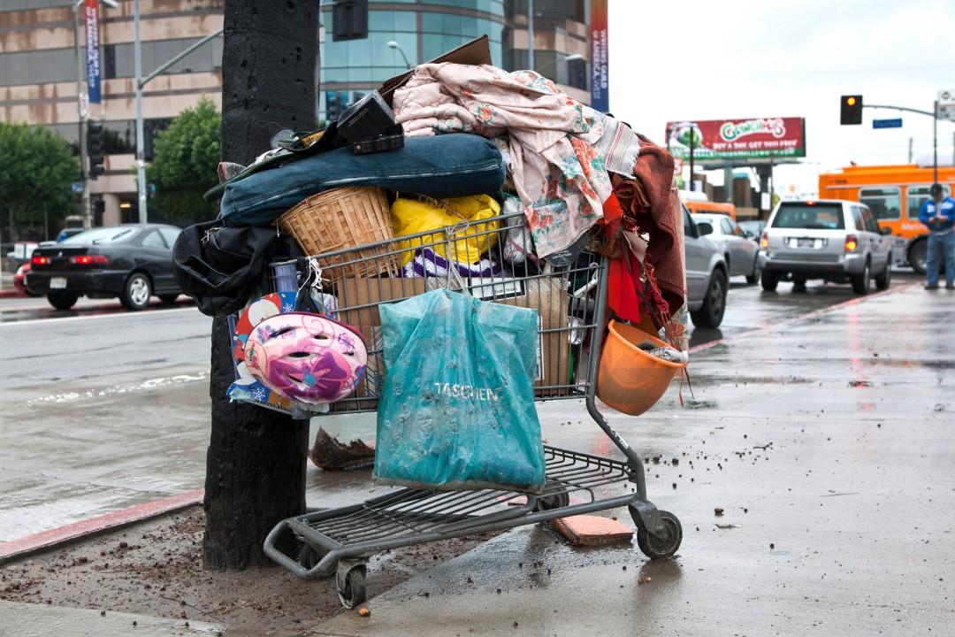 Homelessness In Miami Beach