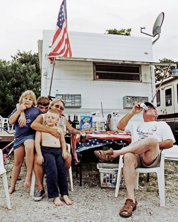 Florida  Gatorpark Family on Sunday