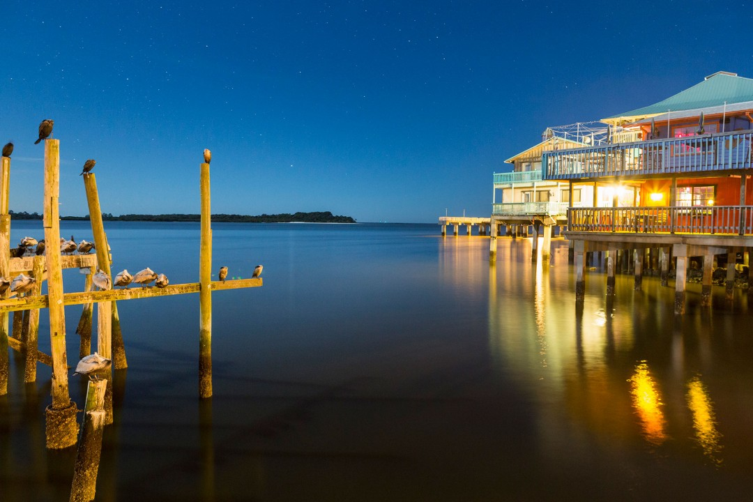 Reise Travel laif_creative USA, Amerika, United States of America, Florida, der Norden, Panhandle, Cedar Key 