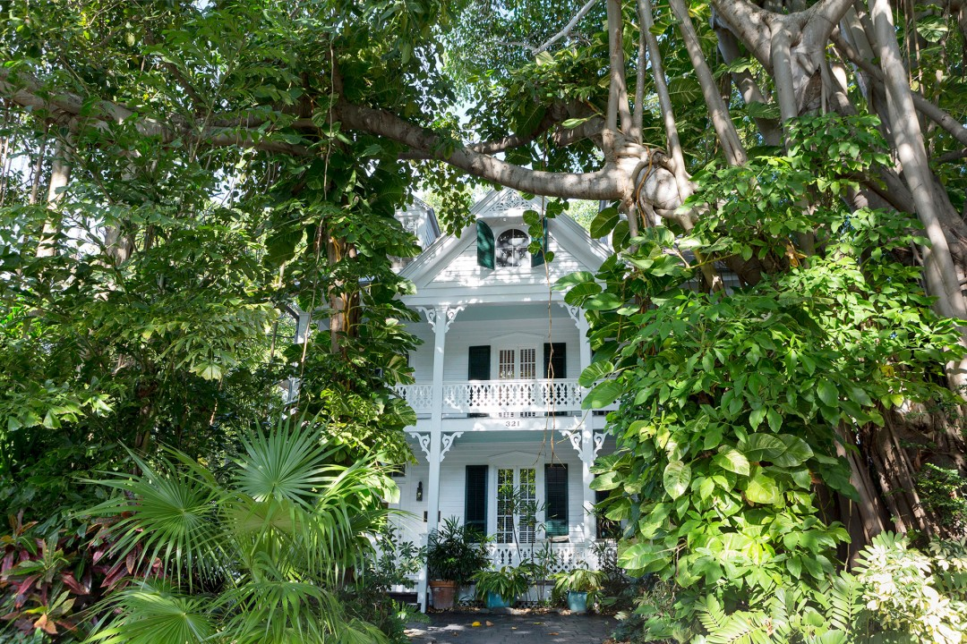 Reise Travel laif creative USA Amerika, United States of America, Florida, Florida Keys, Key West, Hotel The Banyan Tree
