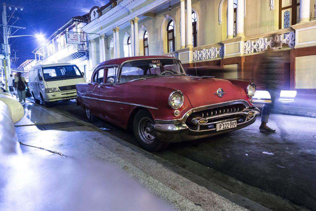 Antillen, Karibik, Cuba, Kuba, Republica de Cuba, Sozialismus, Santiago de Cuba,  Oldtimer, Amerikanisches Auto, Vintage car