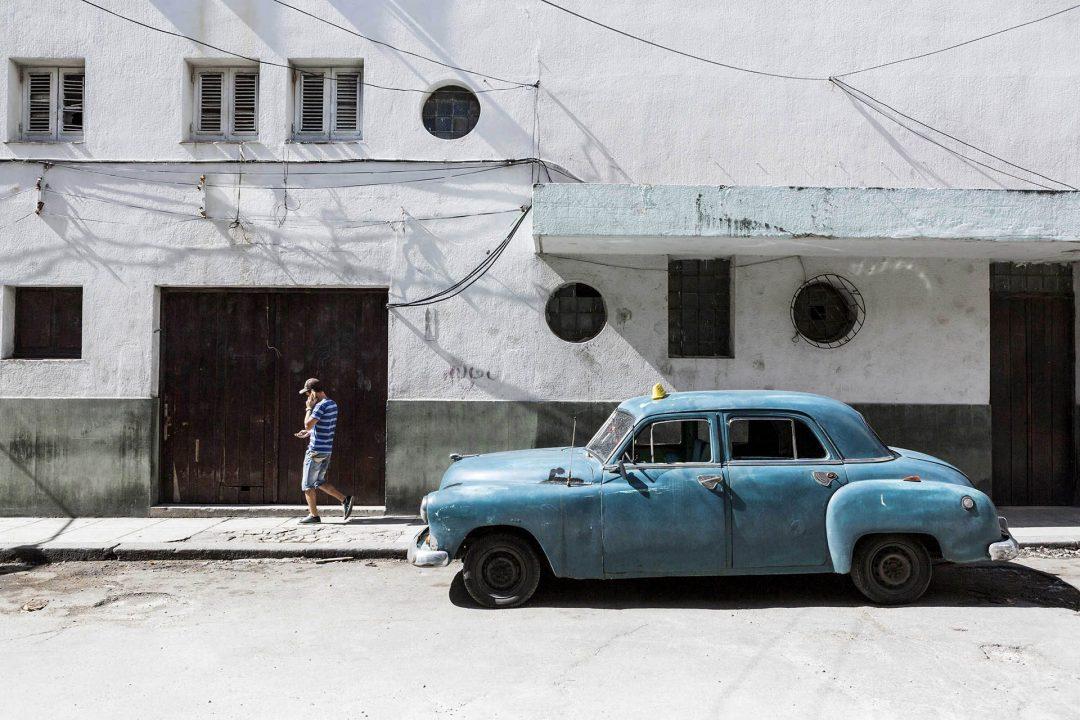 Antillen, Karibik, Cuba, Kuba, Republica de Cuba, Sozialismus, Nordwest Kuba, Havanna, Centro Habana, alte Haeuser, Blick ueber die Stadt
