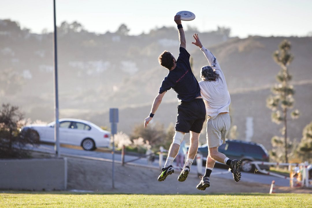 USA, Vereinigte Staaten von Amerika, Kalifornien, Hollywood, Los Angeles, United States of America, California, ultimate Frisbee,