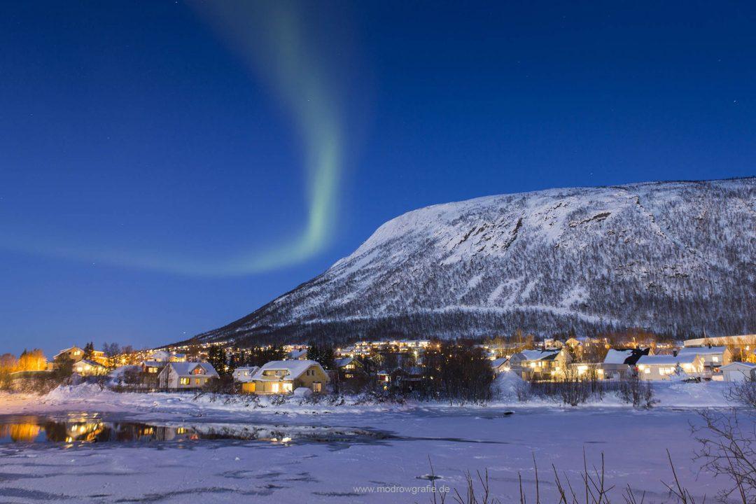 Europa, Skandinavien, Norwegen, Tromsoe, Camping, Aurora Borealis, Nordlichter, Polarlichter, Northern Lights,
