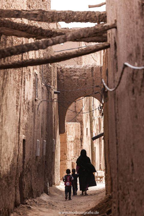 Koenigreich Marokko, Tamgroute, Koranic Libary, Pottery Workshops, Toepfereien,